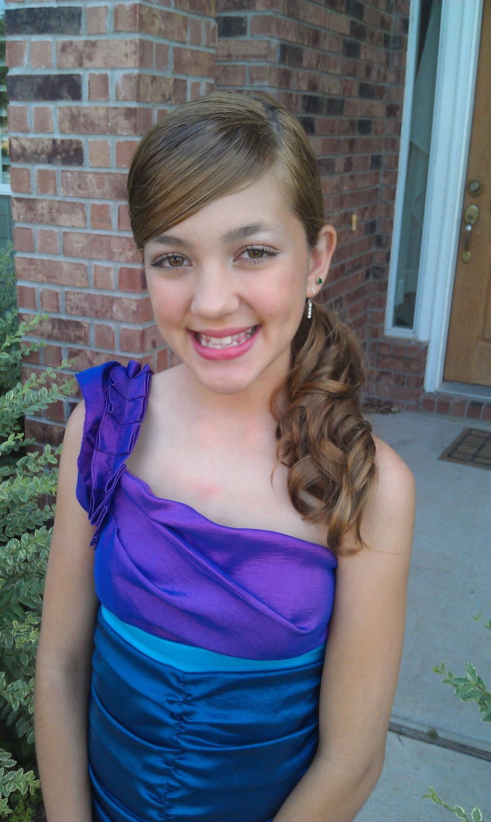 Hairstyles Grade Dance