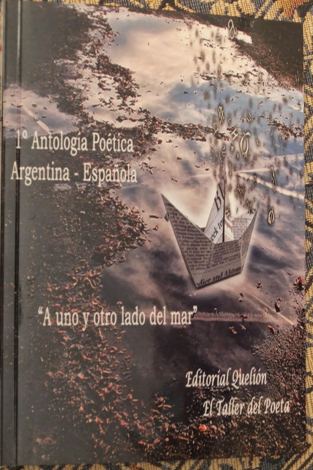"""Antología, """"A uno y otro lado del mar"""""""
