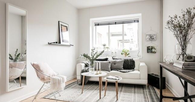 C mo aprovechar con estilo 42 metros cuadrados fichajes - Interiorismo pisos pequenos ...