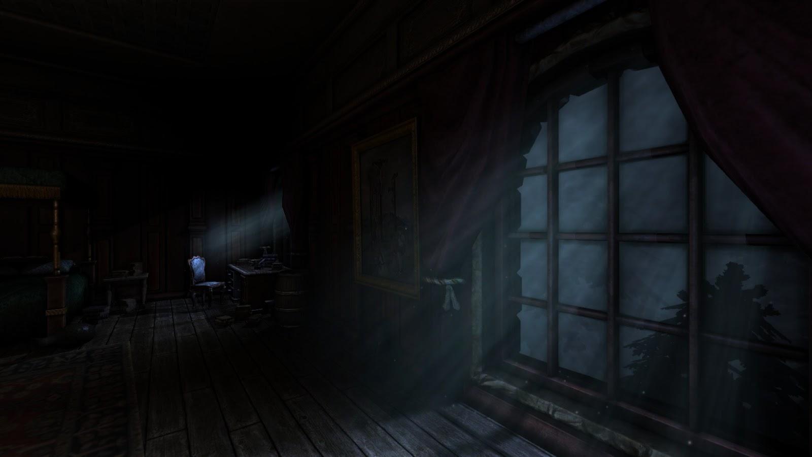 Shadows Make A Room Seem Big