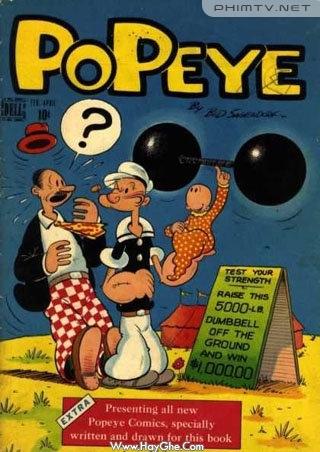 Thủy thủ Popeye - Image 3