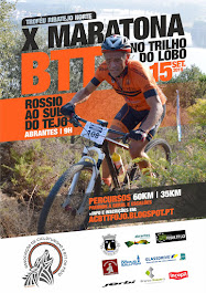 "10ª MARATONA BTT ""No Trilho do Lobo"""