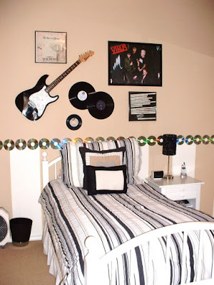 Dezine Konnections Interior Design: Guitar inspired designs