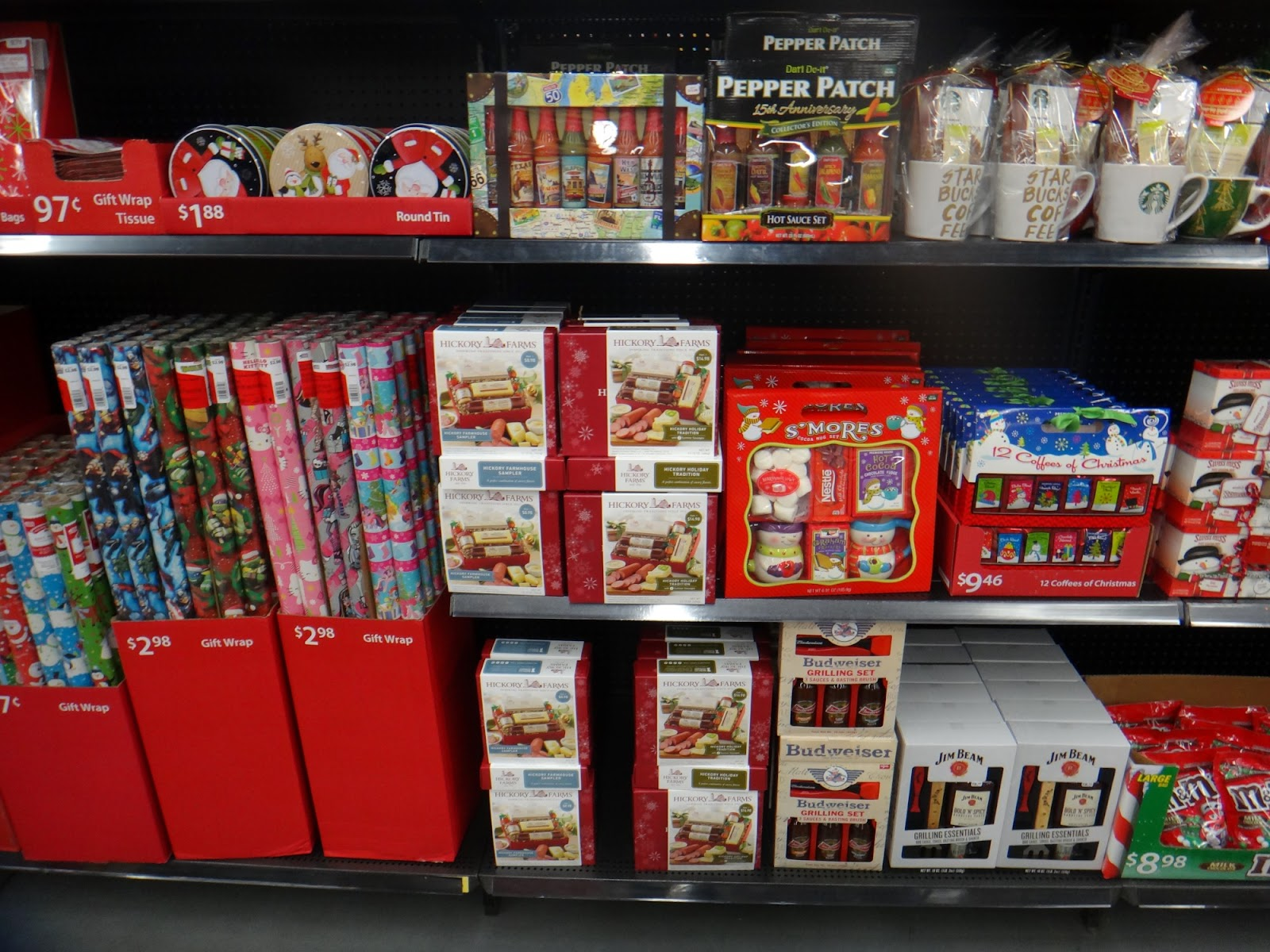 Ken Carr Blog: Holiday nuts and Minions Peeps