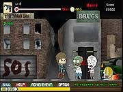 Bro giết Zombie, chơi game bắn súng hay tại gamevui.biz