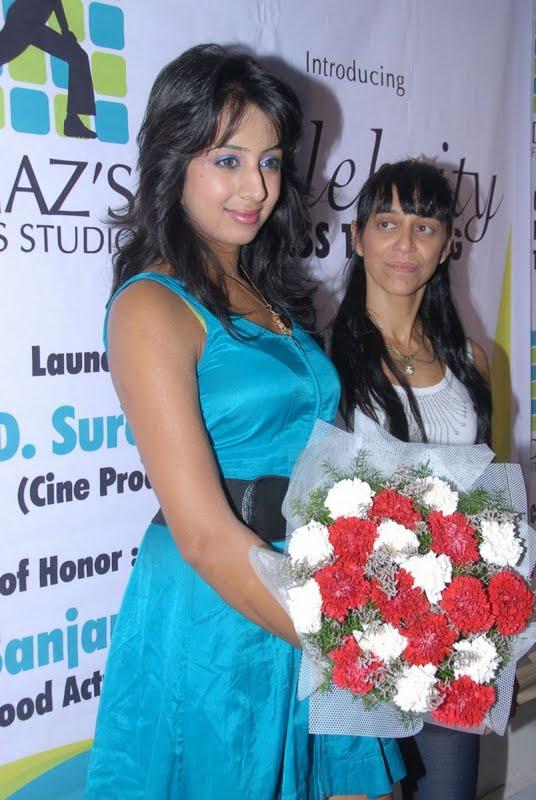 Kannada Mallu Actress Sanjana Latest Spicy PicturePhotos Photoshoot images