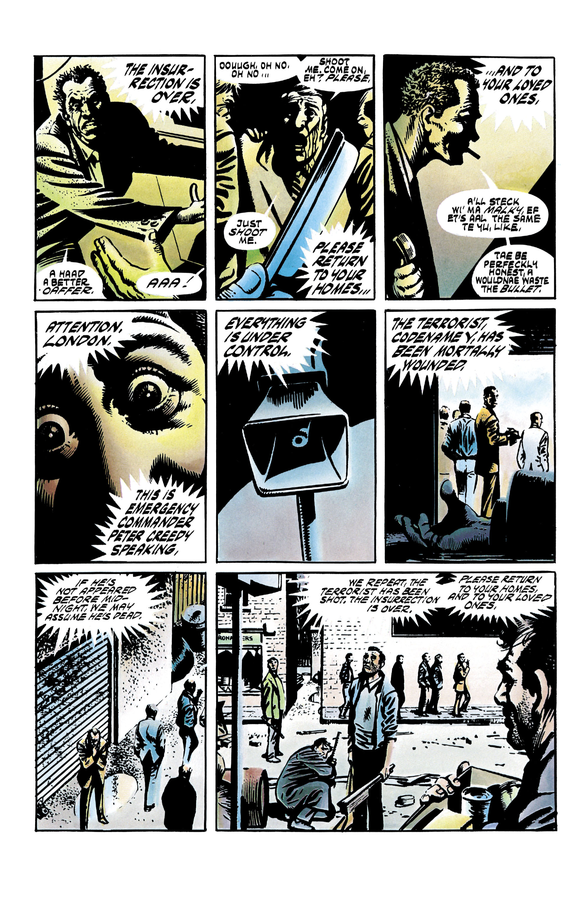 V for Vendetta chap 10 pic 7