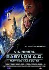 Sinopsis Babylon A.D.