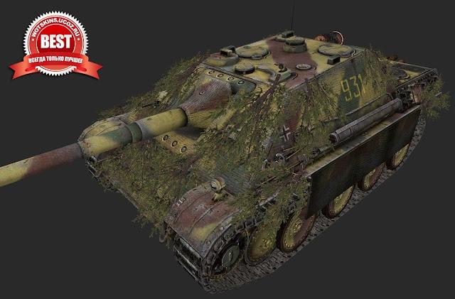 PlazmaKeks World Of Tanks: Remodeling JagdPanther