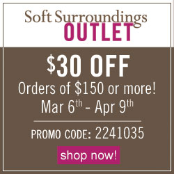 Soft surroundings coupon code 2018