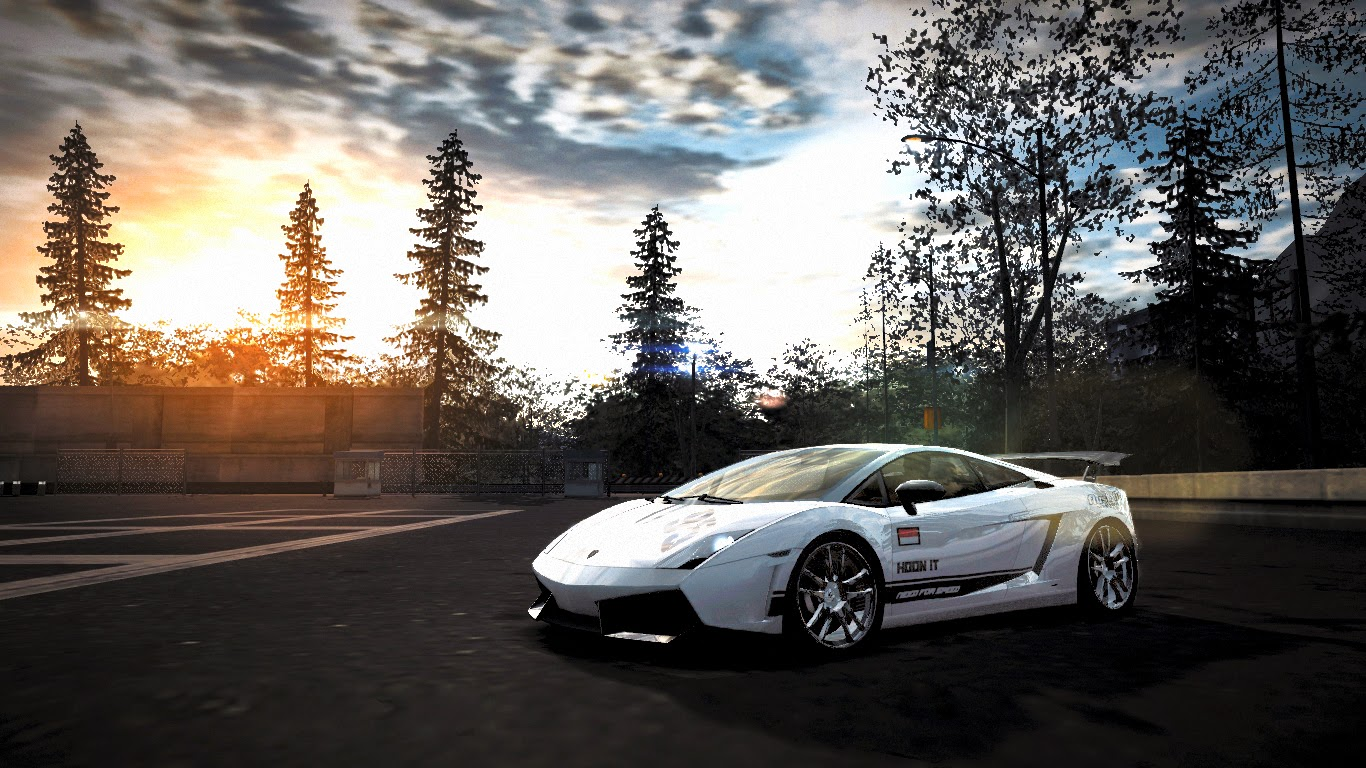 lamborghini gallardo lp560-4 NFSworld wallpaper