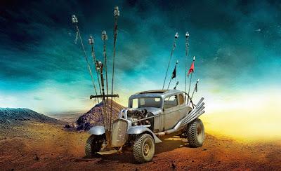 Mad Max Fury Road Nux Car