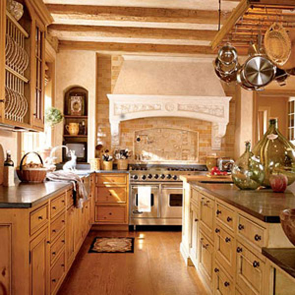 Old world kitchen ideas the kitchen design for Old world style kitchen designs