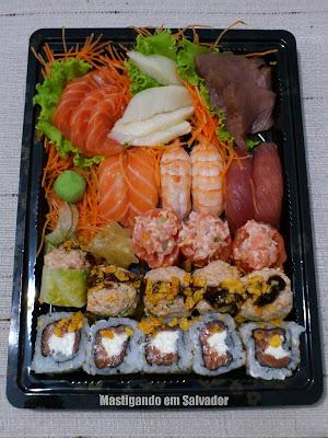 Sushi Bahia Delivery: Combinado Especial grande