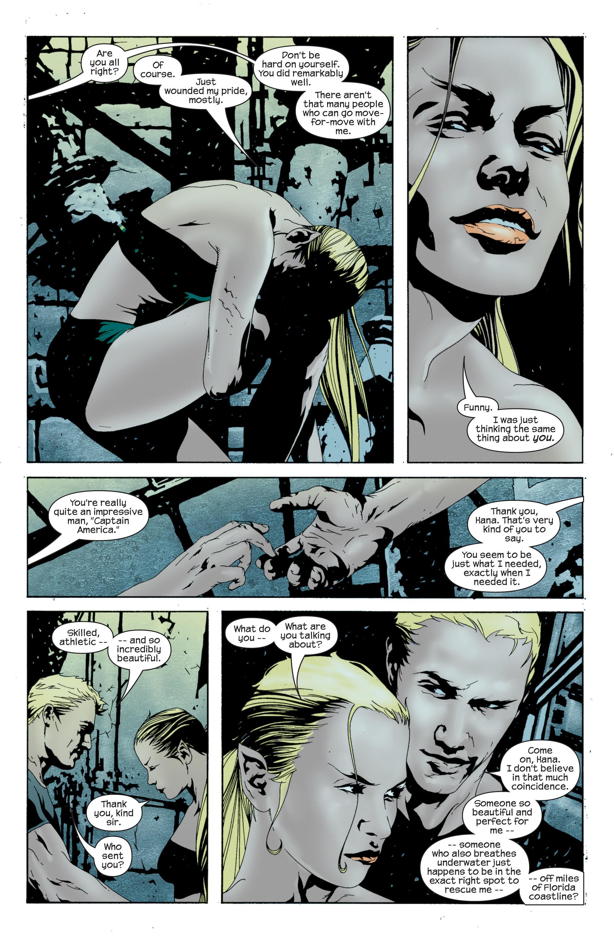 Captain America (2002) Issue #11 #12 - English 8