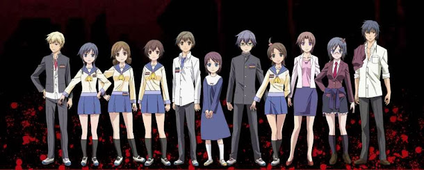 Corpse Party: Tortured Souls Episode 1-4 Sub Indo
