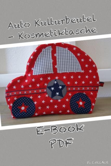 E-Book Auto Kulturbeutel