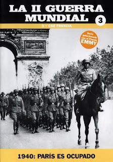 Documental: El Mundo en Guerra  3.- Cae Francia
