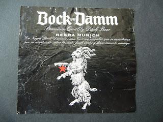 bock damm beer