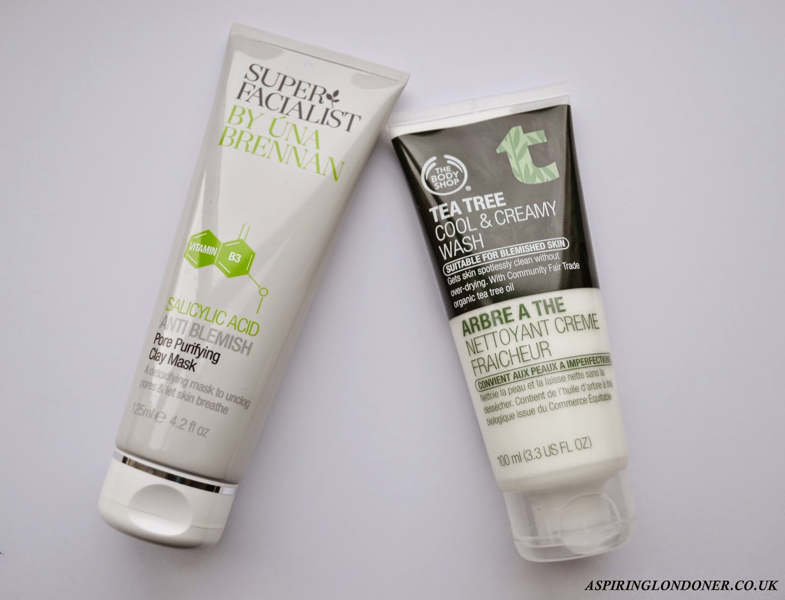 10 under £10 Drugstore Skincare ft. Superfacialist & The Body Shop Review - Aspiring Londoner