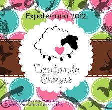 Estuvimos en 14ª Feria Expoterraria, Madrid, Septiembre 2012