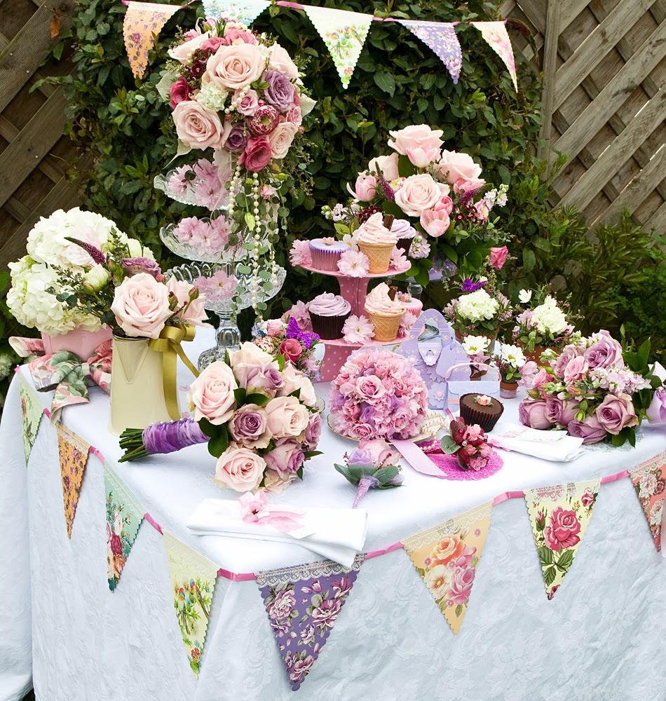 Vintage Wedding Flowers For Tables : Memorable wedding vintage theme decoration ideas