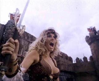 Busty Barbarian Bimbos!
