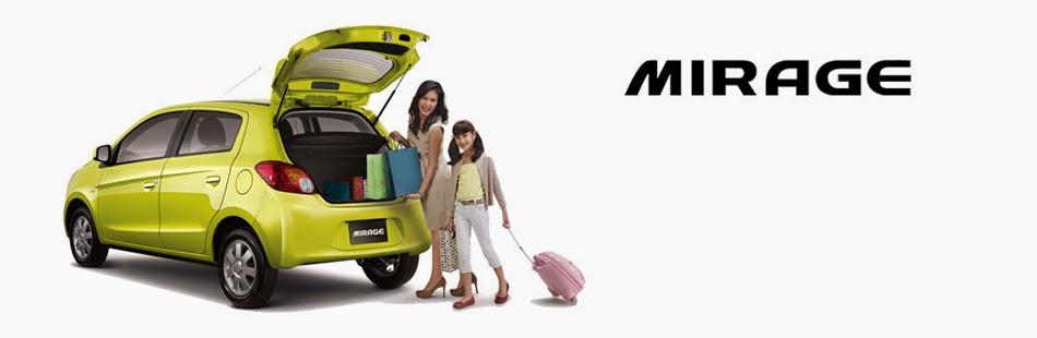 Mitsubishi Mirage GLX