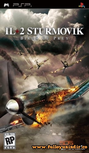 IL-2 Sturmovik Birds of Prey Playstation Portable