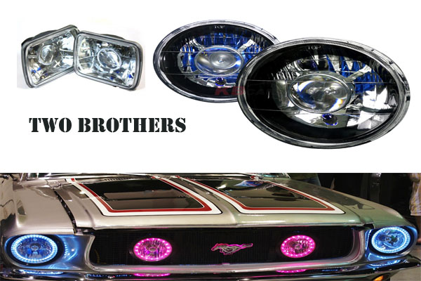 Aftermarket Headlights India Led Projector Headlights And