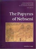 PAPYRUS OF NEBSENI