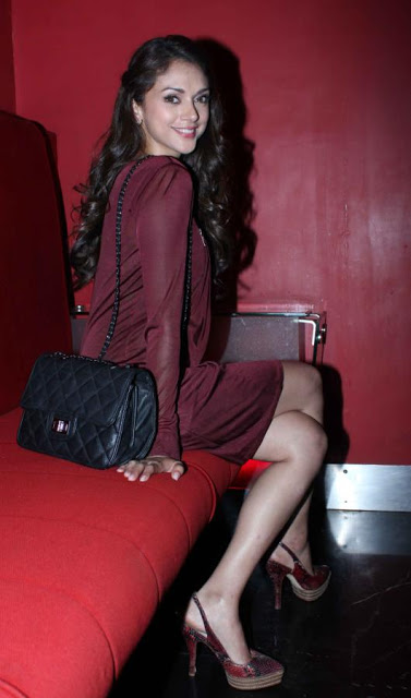Aditi Rao Hyderi at Murder 3 Movie Special Screening Murder-3-Movie-Special-Screening-18