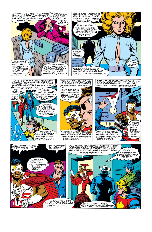 Captain America (1968) Issue #217 #131 - English 16