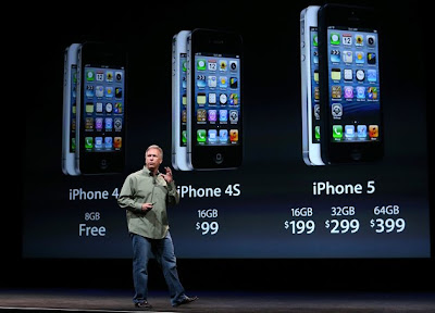 iphone 5 price range