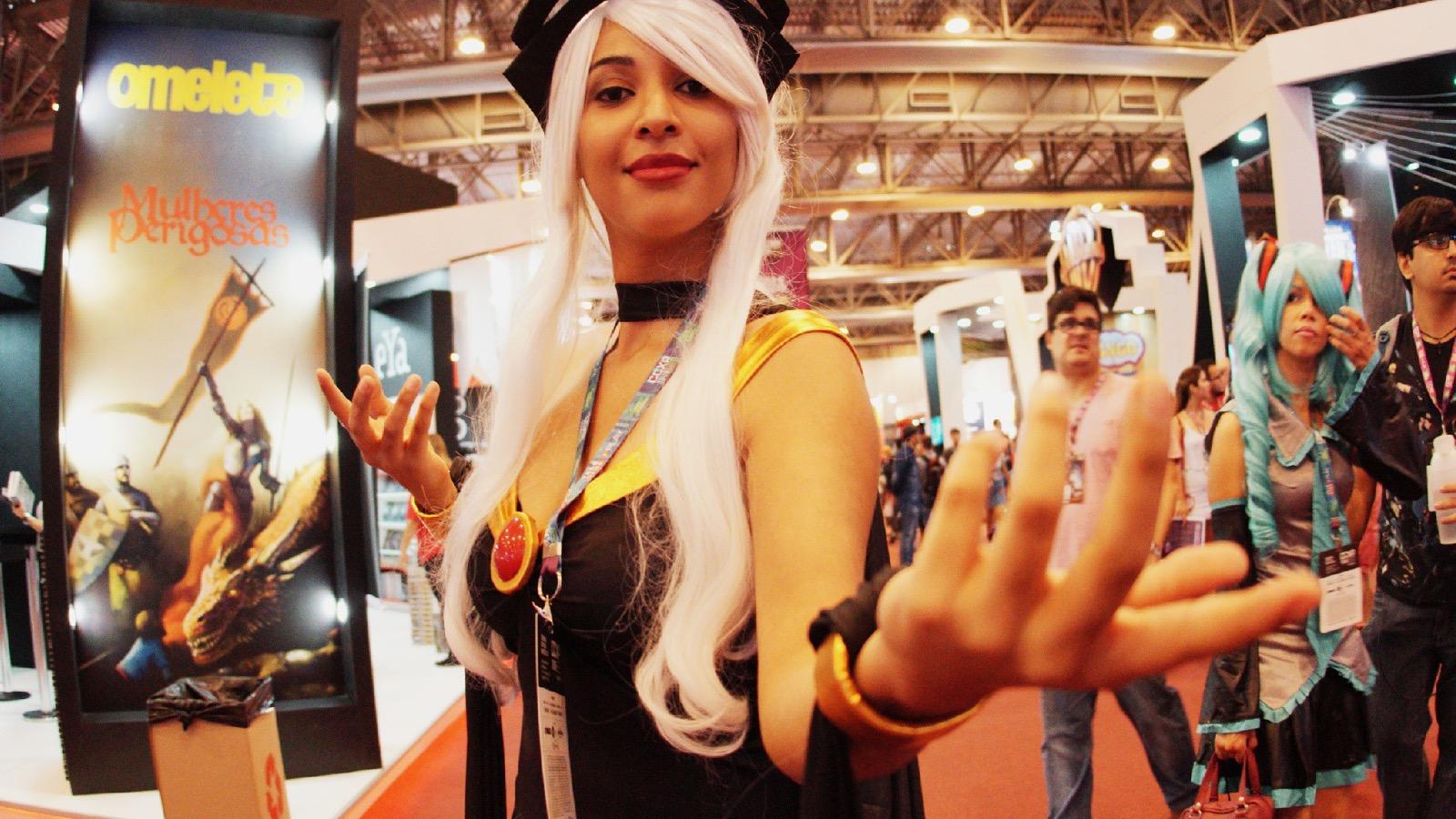 Comic Con Experience! Se você não quer pagar caro corre!