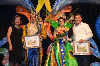 SGM Reyes del Carnaval Guaymas 2015