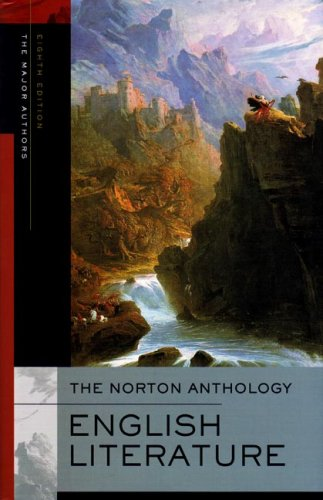 The Norton Anthology of English Literature Vol. A (2005, Paperback)FREE SHIPPING