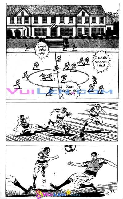 Jindodinho - Đường Dẫn Đến Khung Thành III Tập 66 page 33 Congtruyen24h