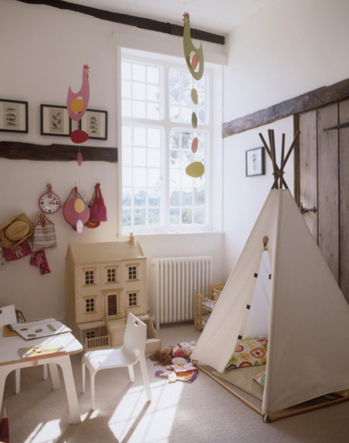 Baby Teepees are like, totally, in. | Native Appropriations