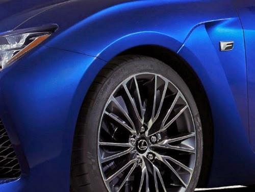 Nih Bocoran Spek Mobil Sport Terbaru Lexus