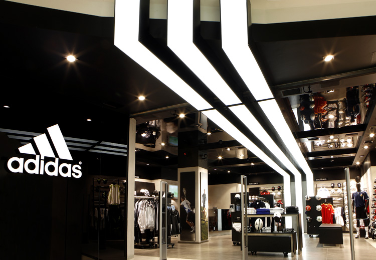 adidas outlet manaus