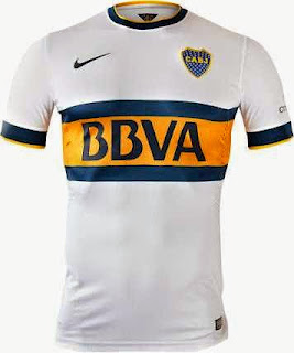 jersey nrasil, boca junior Away, 2014/2015, grade ori, baju bola boca junior, jaket, ladies, kids, celana