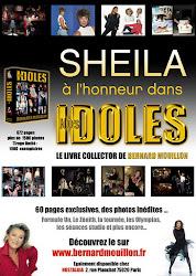 Sheila à l'honneur dans Nos Idoles