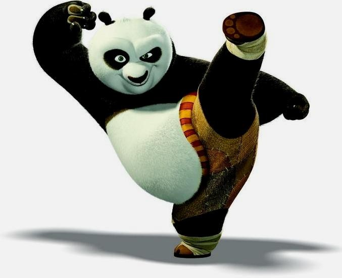 Kung Fu Panda cartoon picture 2