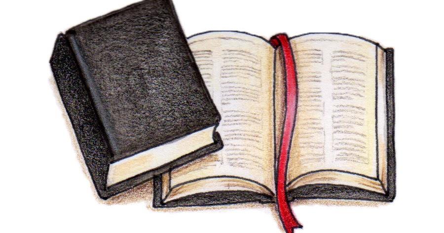 Lds clipart scripture study