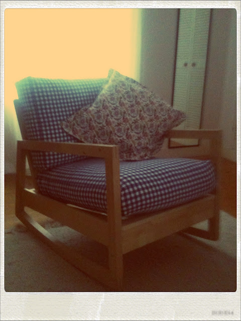 MirreLissa Ikea Lillberg Chair Cover