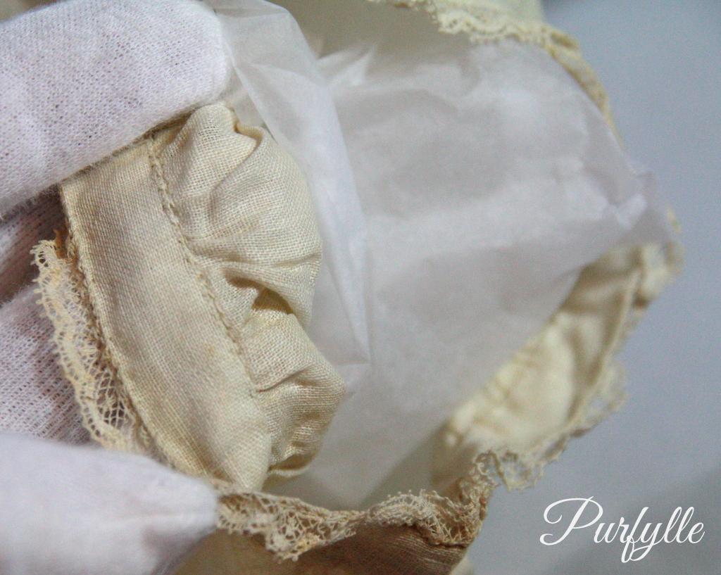 leg opening stitching 1927 underwear