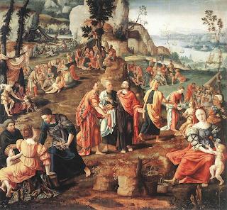 Communion - Eucharistie - Hostie - Vie Eternelle - DPTN - Prêtre