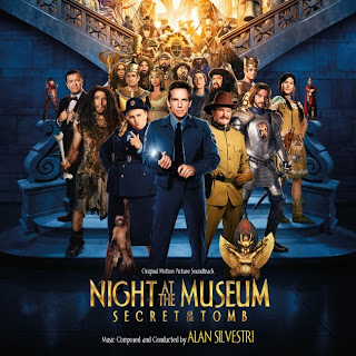 Night at the Museum Secret of the Tomb Soundtrack