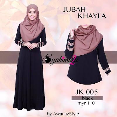 KHAYLA-Jubah-JK005